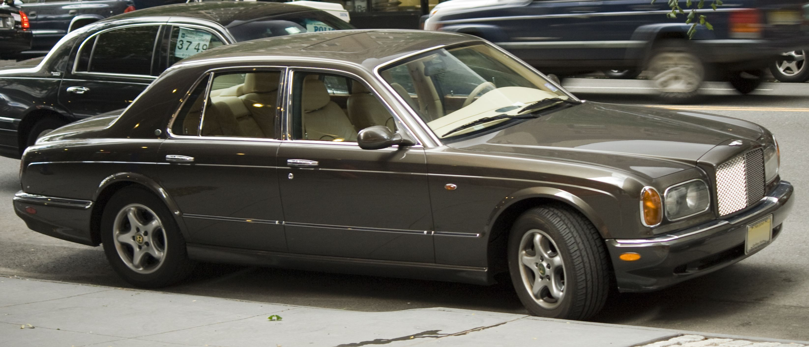 archive ii vehicles used shadow bentley for silver royce rolls arnage inventory img sale
