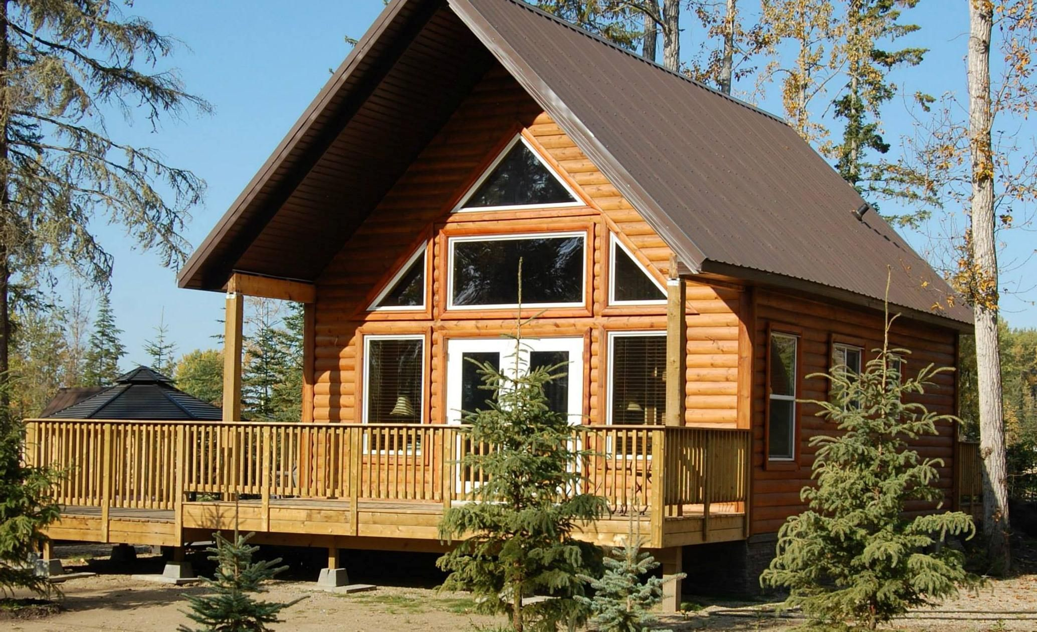 Hudson - Prefab Cabin And Cottage Plans Winton Homes