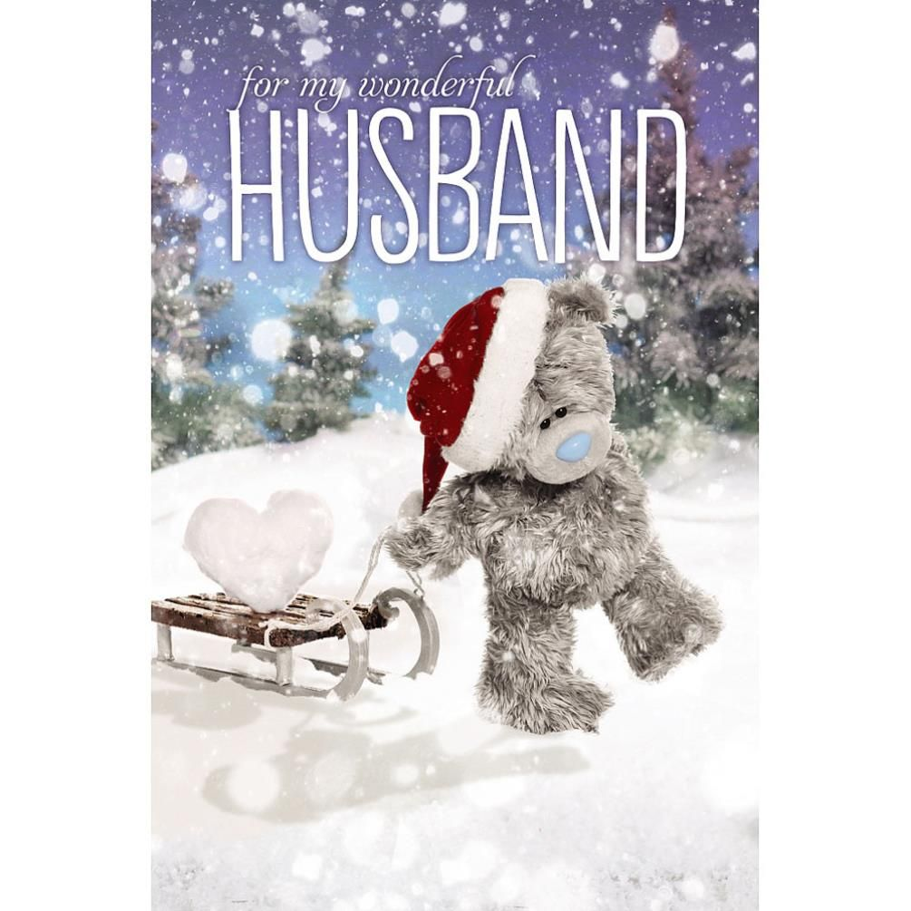 3d holographic husband me to you bear christmas card 379 tatty 3d holographic husband me to you bear christmas card 379 kristyandbryce Gallery