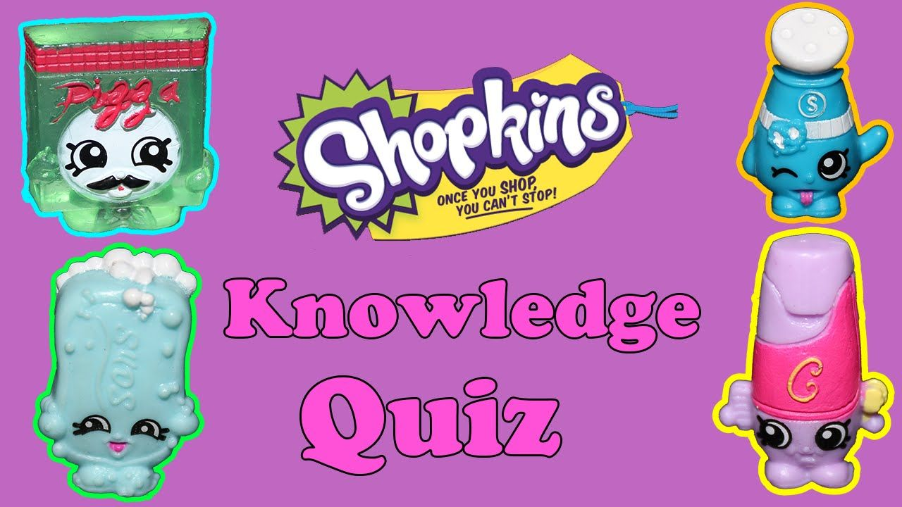 Test Out Your #Shopkins Knowledge With This FUN Quiz!! #ToyReviews