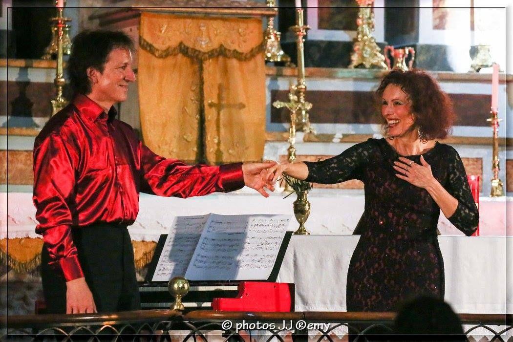 Canticel en concert à l'église de Cadaquès  « Chants du Grand Sud »