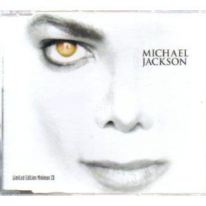 "Michael Jackson ""Limited Edition Minimax CD"" [Gold Disc] (1997) Features 3 Unreleased tracks"