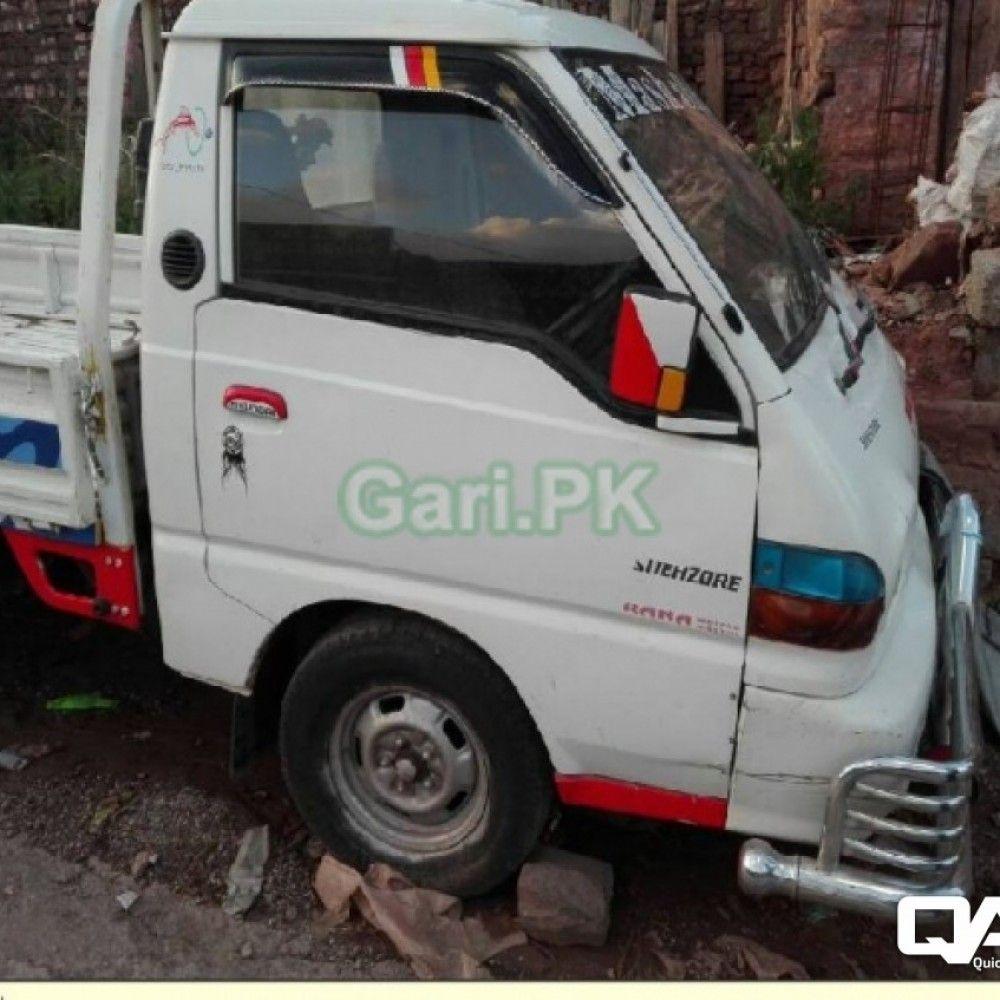 Hyundai Shehzore 2005 for Sale in Rawalpindi, Rawalpindi