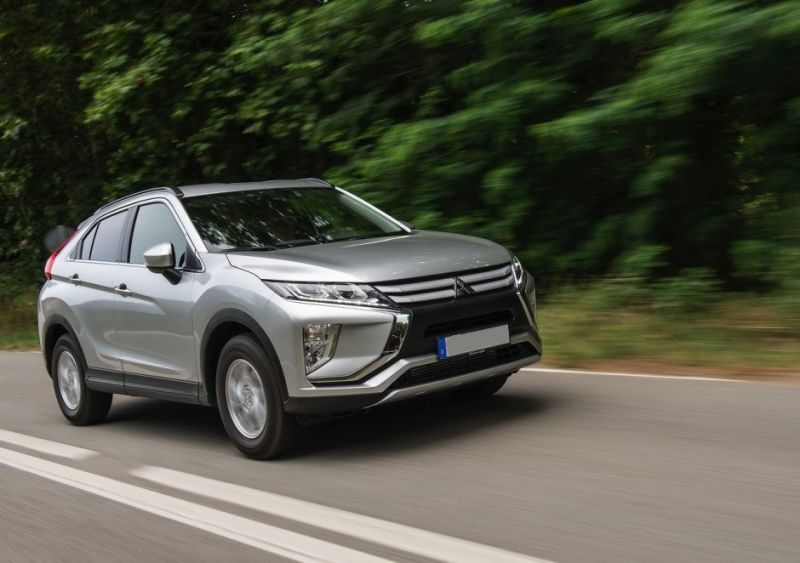The Approaching 2020 Mitsubishi Eclipse Cross Comes In Four Different Trim Levels The Base Es Model Will Start A Mitsubishi Eclipse Mitsubishi Mitsubishi Cars