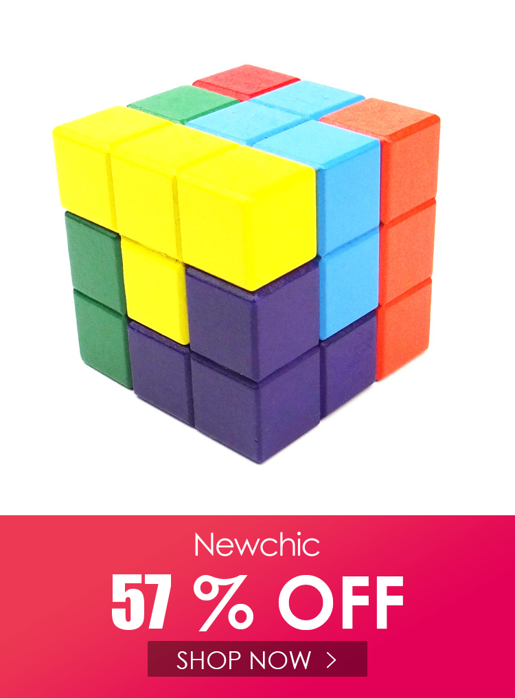 Multi Color 3d Wooden Blocks Puzzle Brain Teaser Iq Mind Wood Tetris Cube Puzzles Game Toys In 2020 Wooden Block Puzzle Cube Puzzle Cube