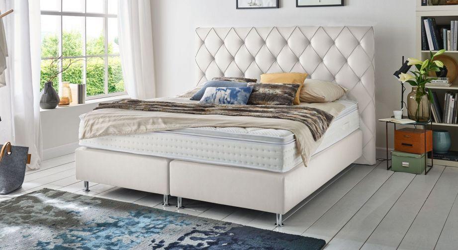 Boxspringbett Overland Home Decor Chesterfield Furniture