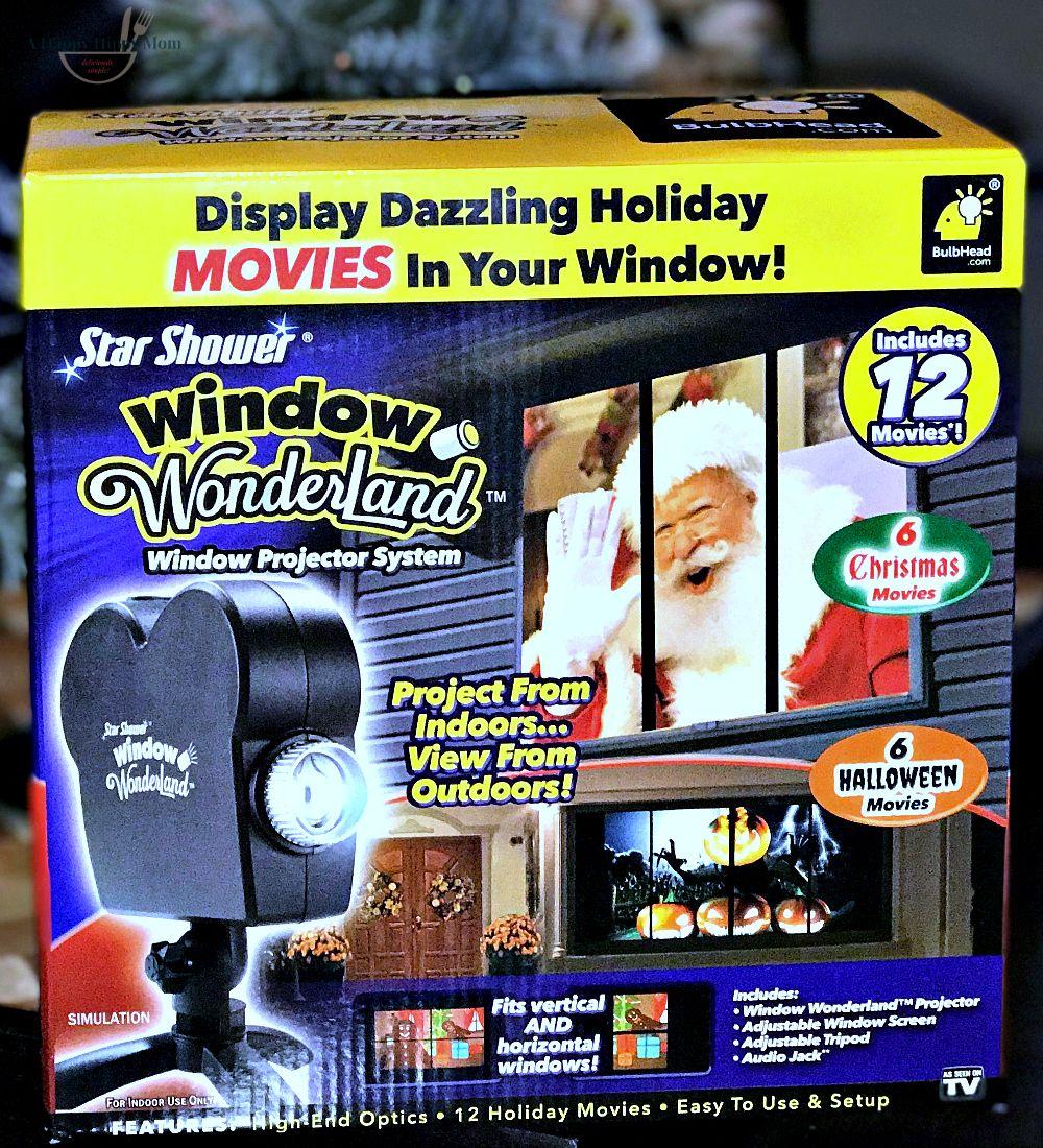 AS Seen on TVStar Shower Window Wonderland Window