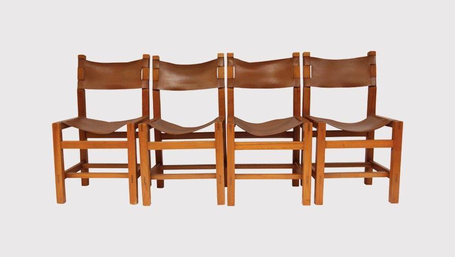 Chaises meubles Regain des années 50