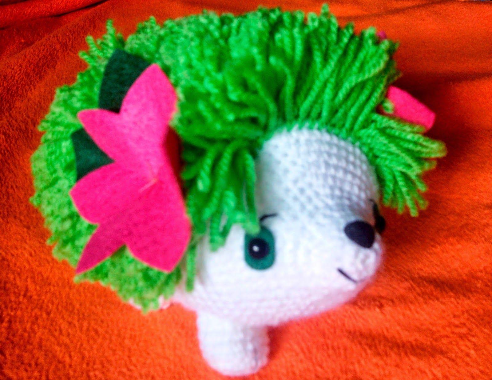 Frida Amigurumi Patron : Patrón conejo amigurumipatrón conejo crochet rabbit