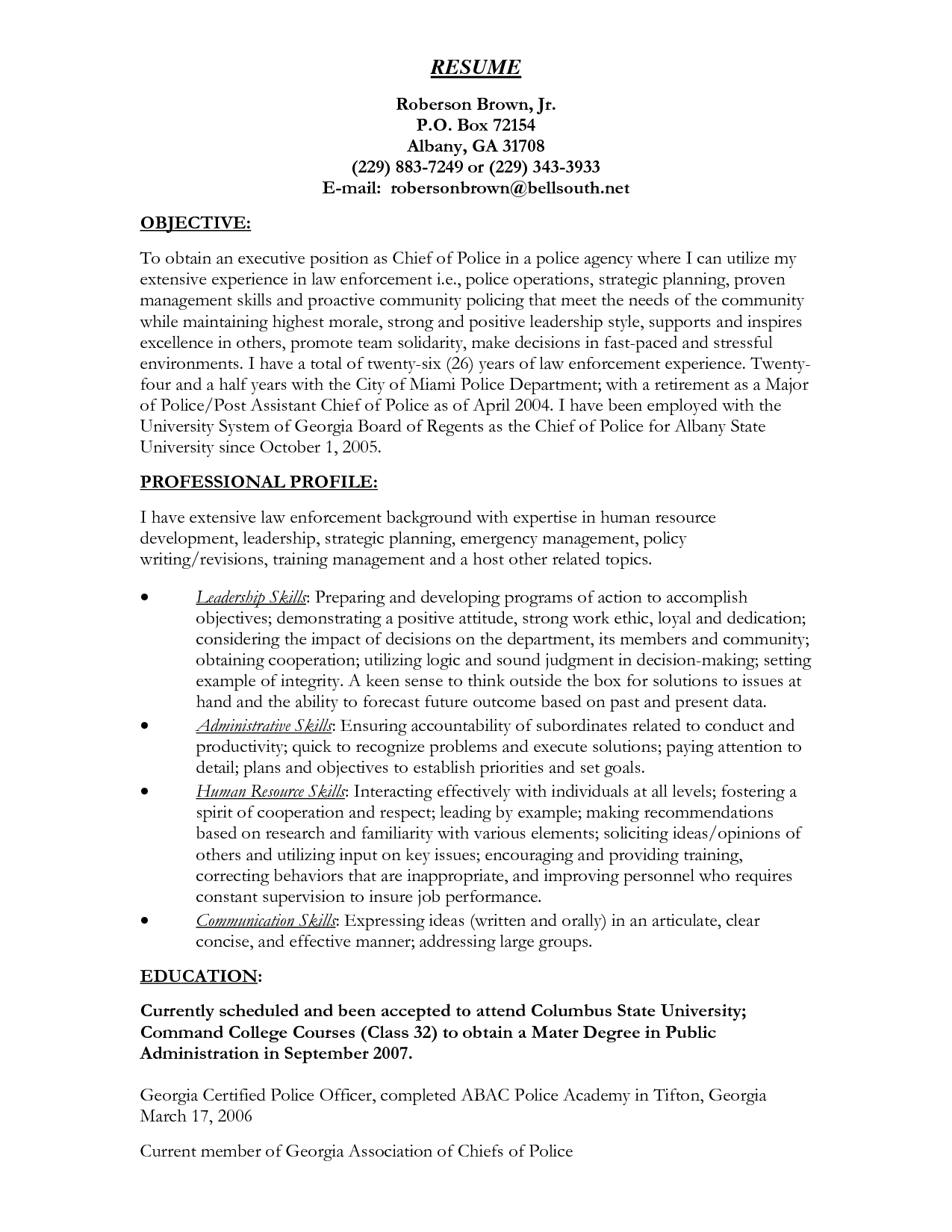 Promo Model Resume Sample Sidemcicek