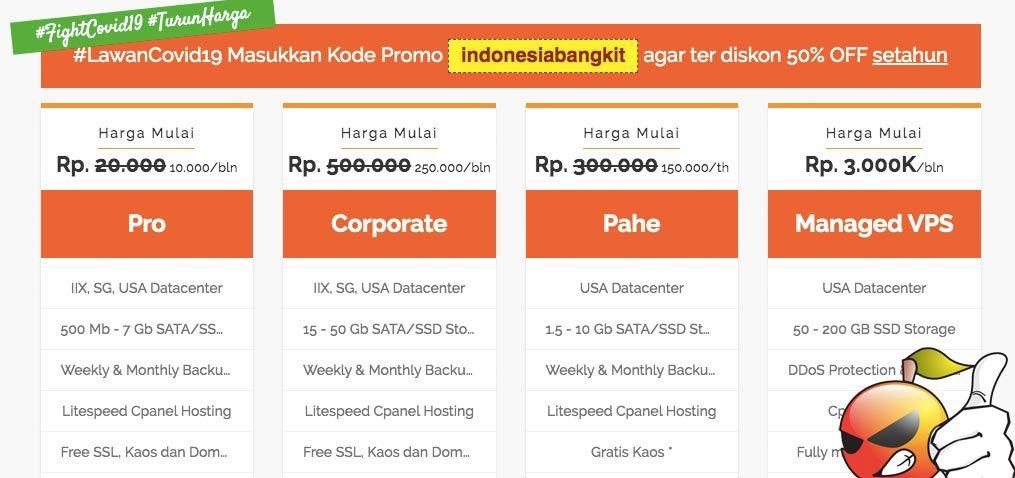 16+ Perusahaan hosting di indonesia info