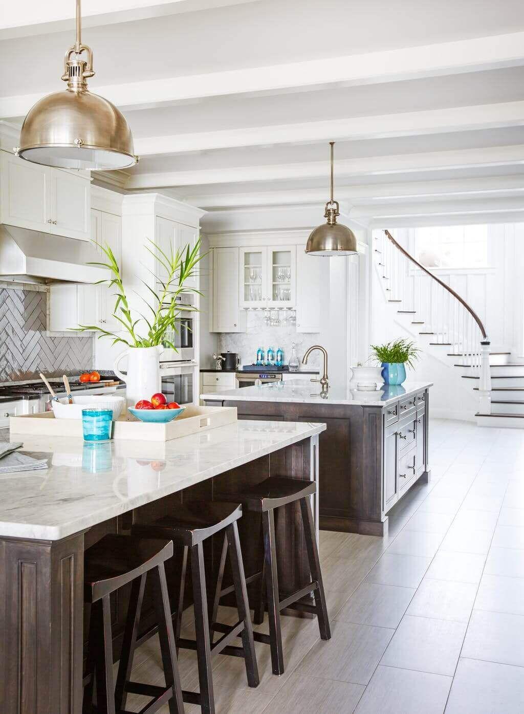 25 Kitchen With 2 Islands Layouts Kitchen Layout Kitchen Layouts With Island Kitchen Remodel