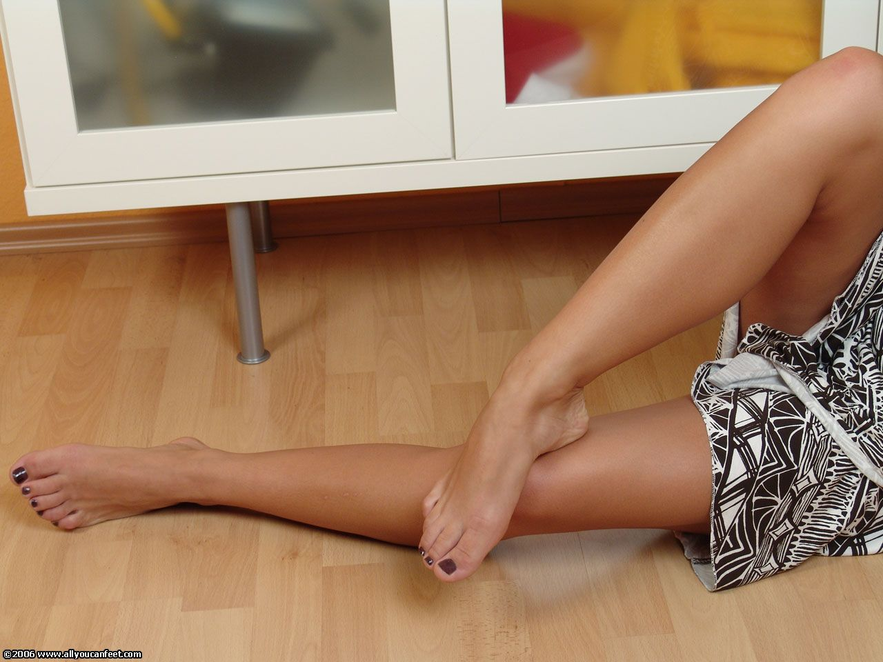 Women With Sexy Feet Pictures