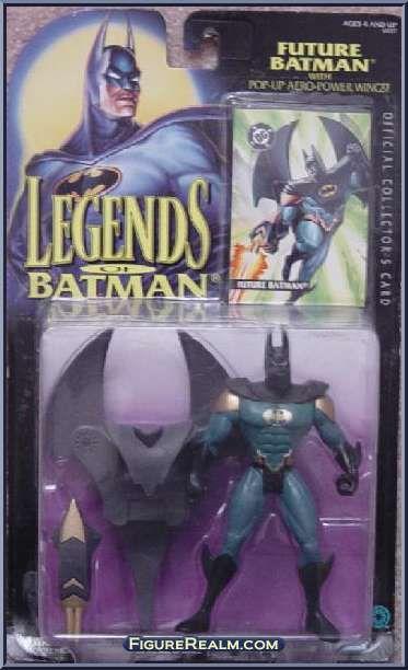 Kenner Legends of Batman Series 1 Batman (Future) Figure 1994