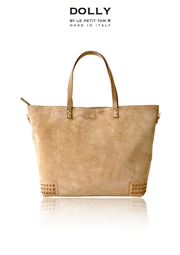 Dolly Diaper Bag Moccasin Dmbag5 Cuccino Suede
