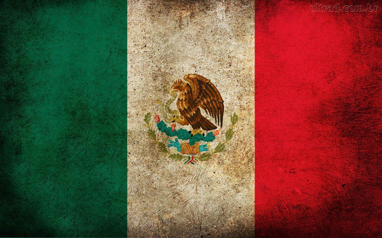 Bandeira Mexico México bandeira, Papeis de parede