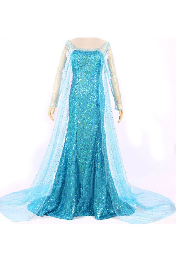 What i need for my Elsa costume -crown -emma's dress -cape -necklace -clear sleeves -sparkly shoes -snowflakes for hair -blue leash for Daisy (if not going to use black leash)