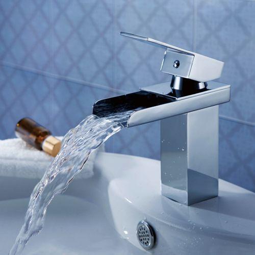 VIRGINIA Robinet cascade de mitigeur salle de bain