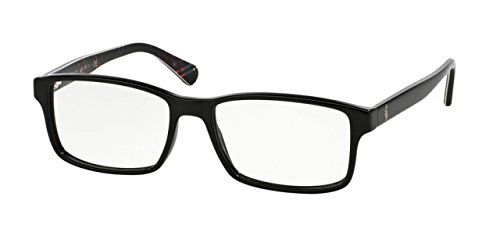 cdb869fa85 Polo PH2123 Eyeglass Frames 548956 Black     Learn more by visiting the  image link.Note It is affiliate link to Amazon.