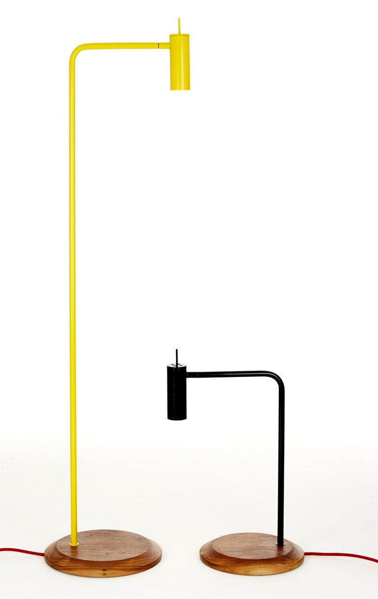 Mid -Century modern floor lamps for your modern home decor style!