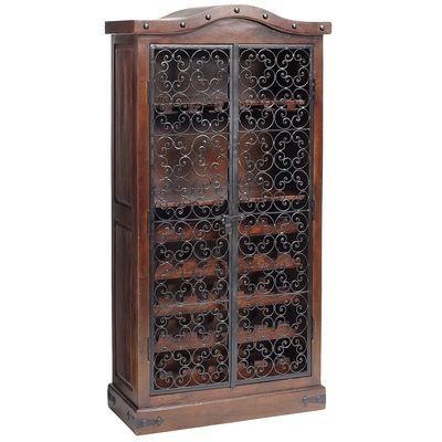 Lawana Wine Armoire Wine Cabinets Armoire Wine Glass Rack