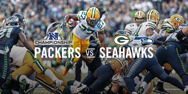 What a game this was!! #NFCChampionship #GBvsSEA