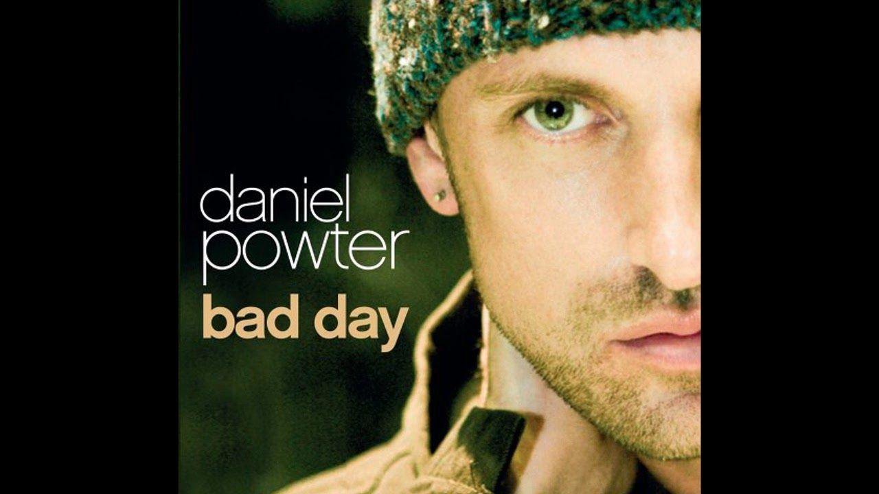 Daniel Powter Bad Day Instrumental Original Youtube In 2020 Daniel Powter Bad Day Bad Day Daniel
