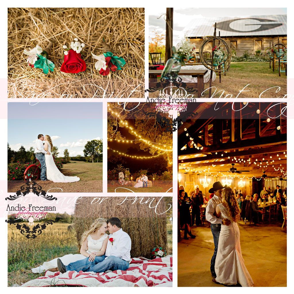 The Barn on Belmont - Athens, Ga Wedding Photographer. Country fall wedding.