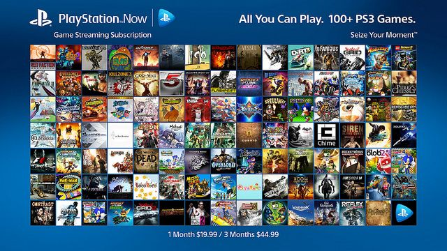 Sony Reveals Pricing Model Of Subscription Version Of