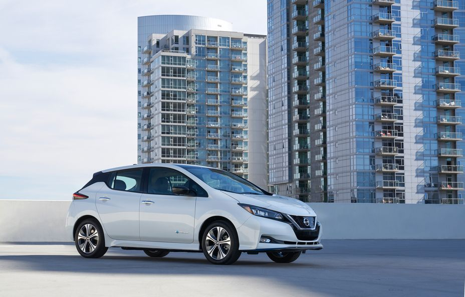 Nissan Leaf 2020 Review Canada