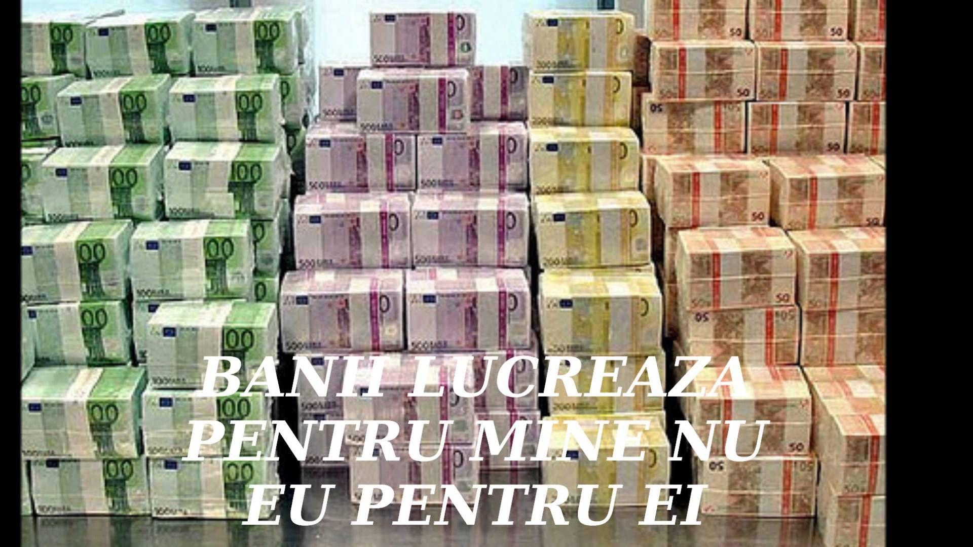 AFIRMATII POZITIVEPUTEREA GANDULUI (mit Bildern) Geld