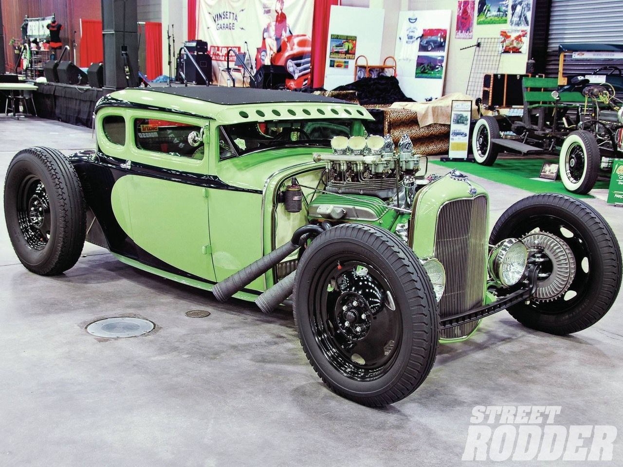 Hot Rod Muscle Cars Rat Rods And Girls 4x4 Hot Rods Cars