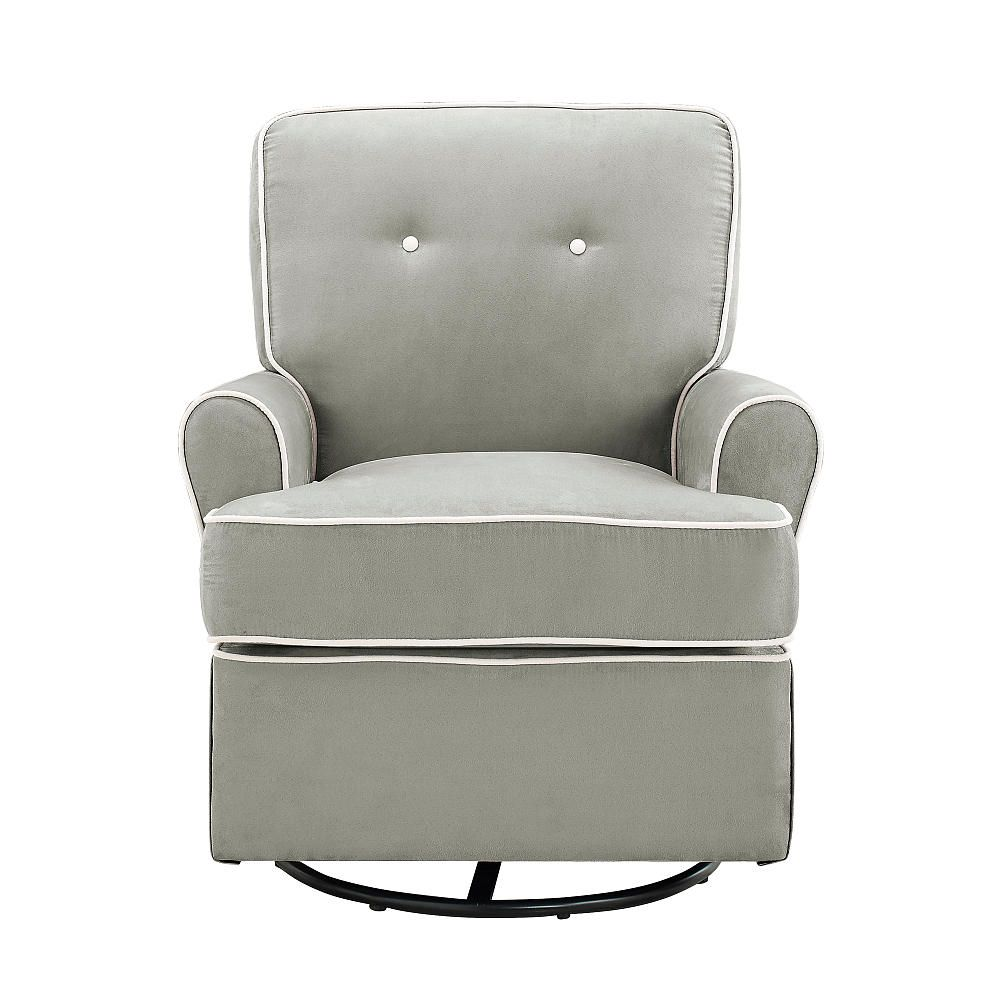 Dorel Baby Relax Tinsley Swivel Glider Gray Dorel Asia Babies