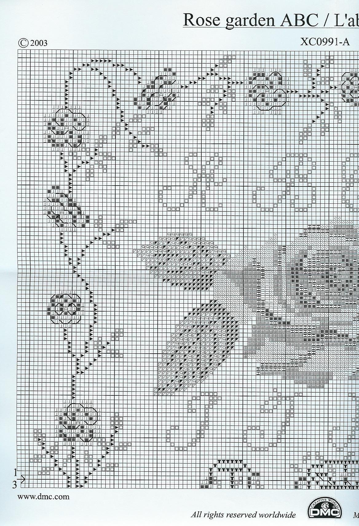 Rose Garden Sampler   3