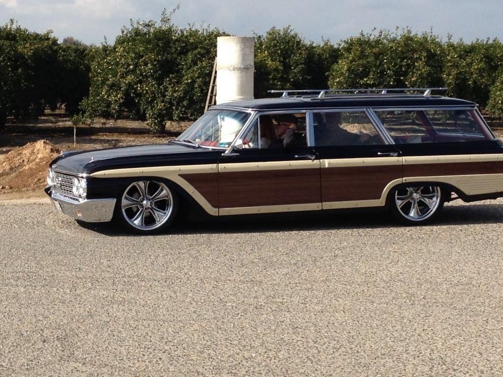 1956 ford customline wagon old car hunt - 1962 Ford Country Squire