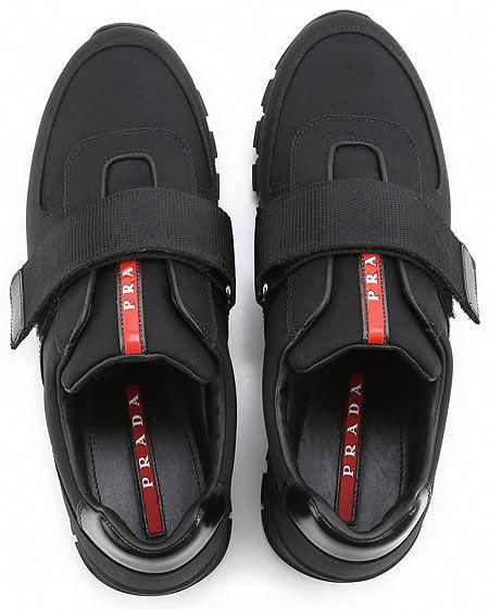 1fbf470e6fd Prada Sneakers for Men and Shoes from the Latest Collection. Find Prada  Sneakers and Sport
