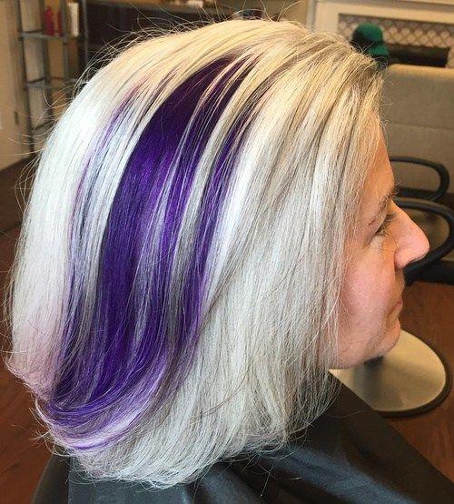 65 Gorgeous Gray Hair Styles Grey Hair Color Gorgeous Gray Hair