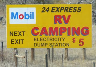 RV News Service: RV park doing just fine charging $5 a night near Wall, South Dakota