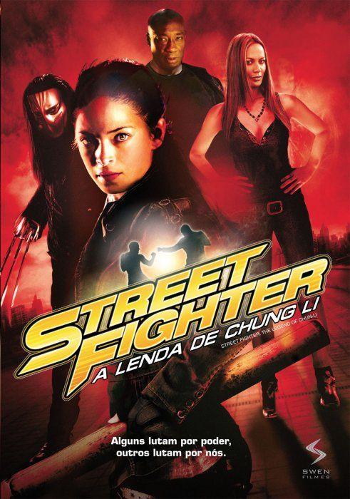 Street Fighter A Lenda De Chun Li Andrzej Bartkowiak 2009
