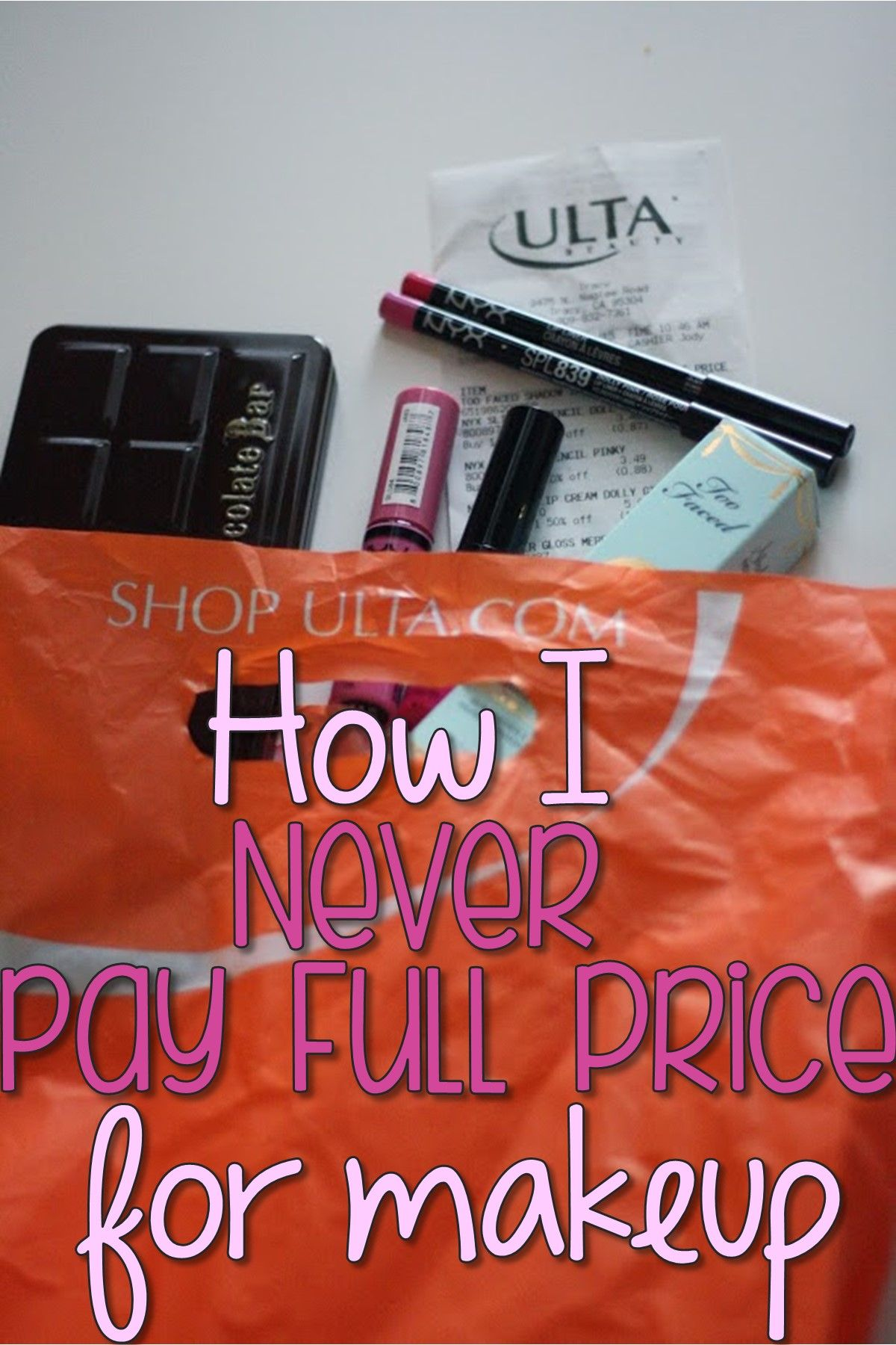 How I Never Pay Full Price for Makeup (With images