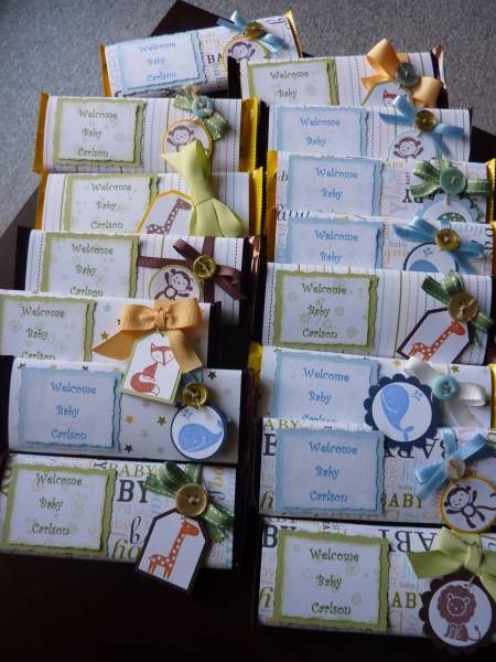 fox  friends baby shower favors by jennyconradrn  cards and, Baby shower invitation