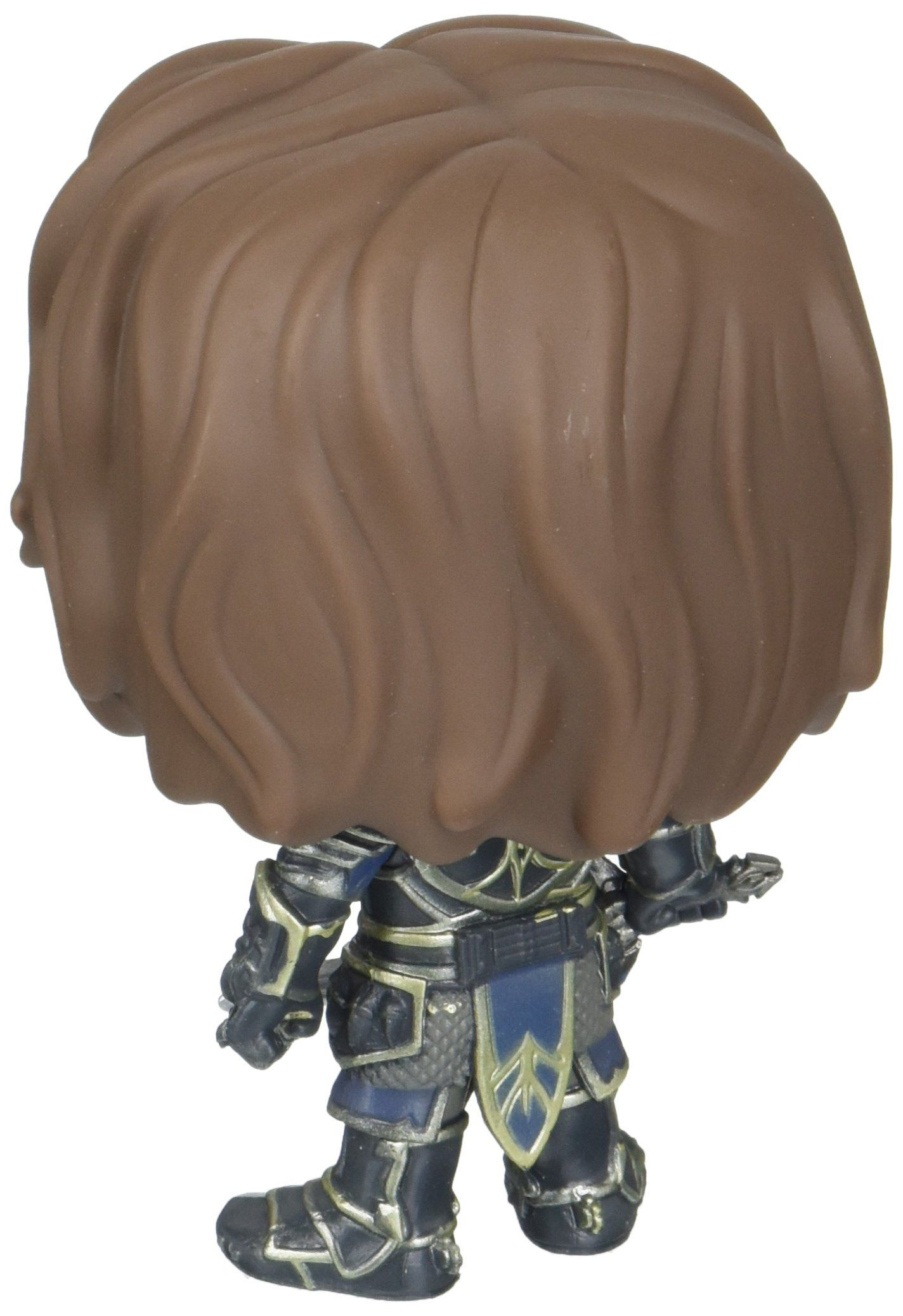 Funko Pop Movies Warcraft Lothar Action Figure See This Fantastic Item This Is An Affiliate Link Worldofwarcraft Funko Pop Funko Vinyl Figures