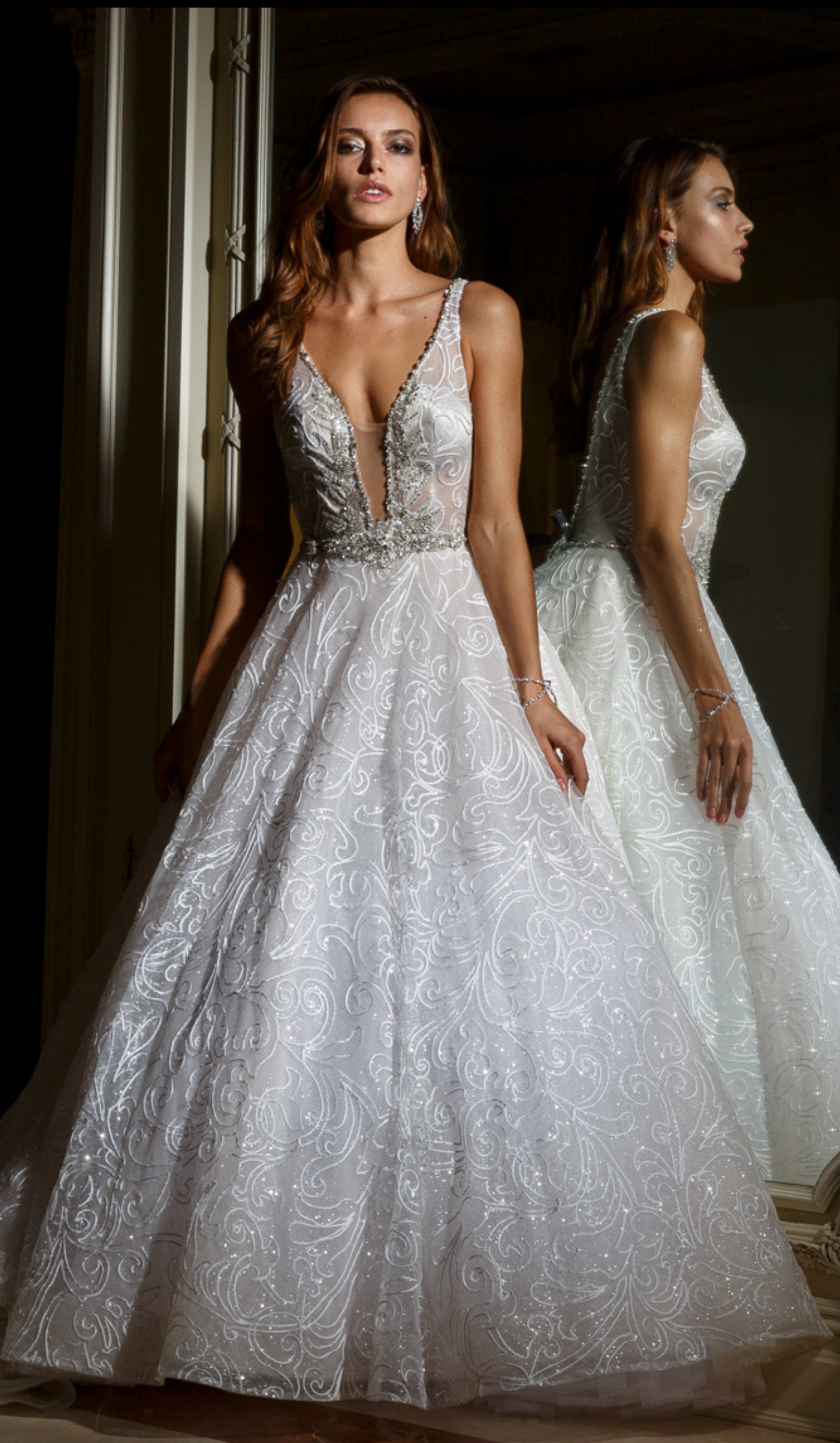 Amalia Carrara collection for Eve of Milady Style 351