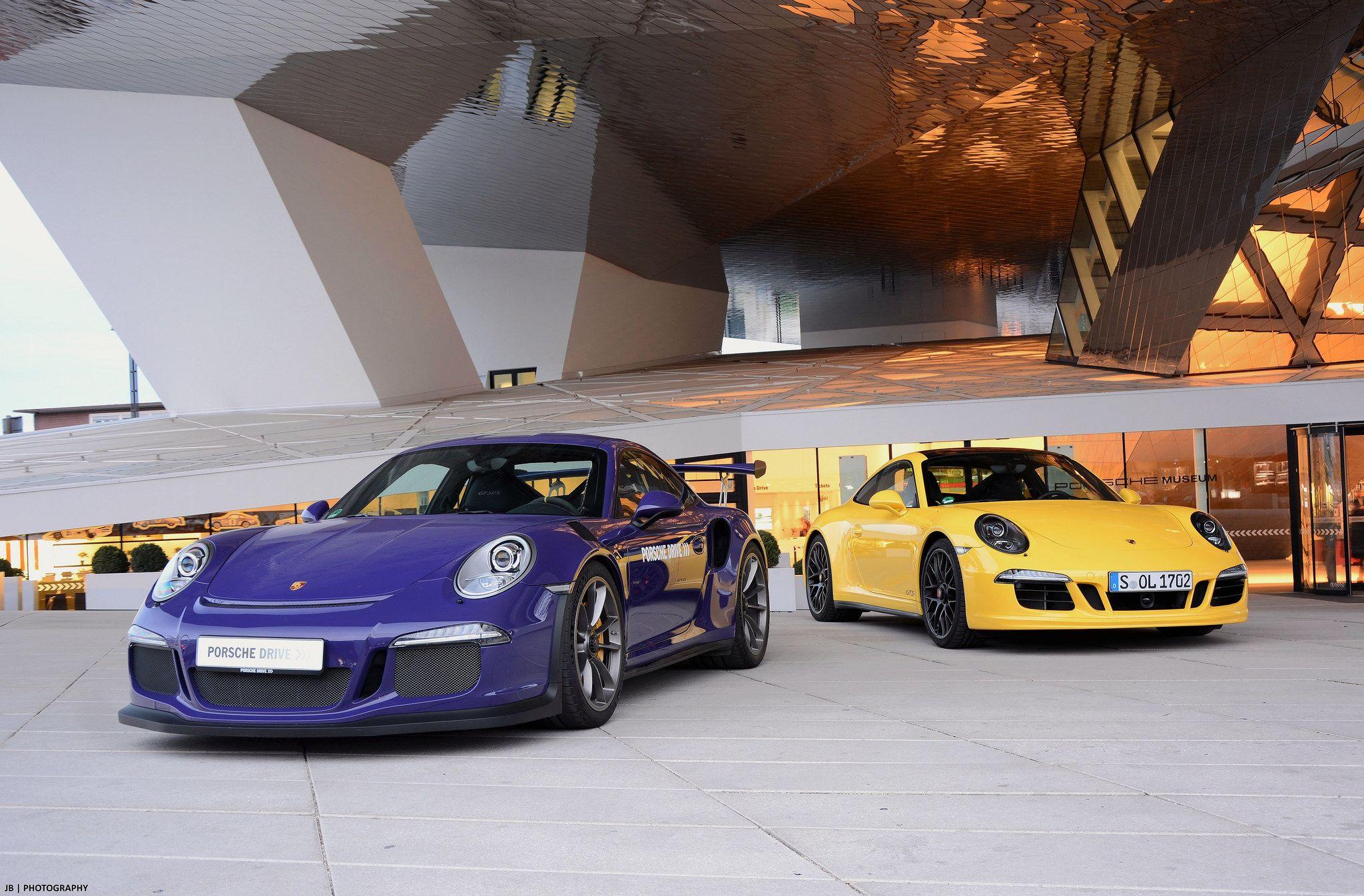 https://flic.kr/p/D3fLjE | RS & GTS | Porsche GT3 RS and Carrera GTS