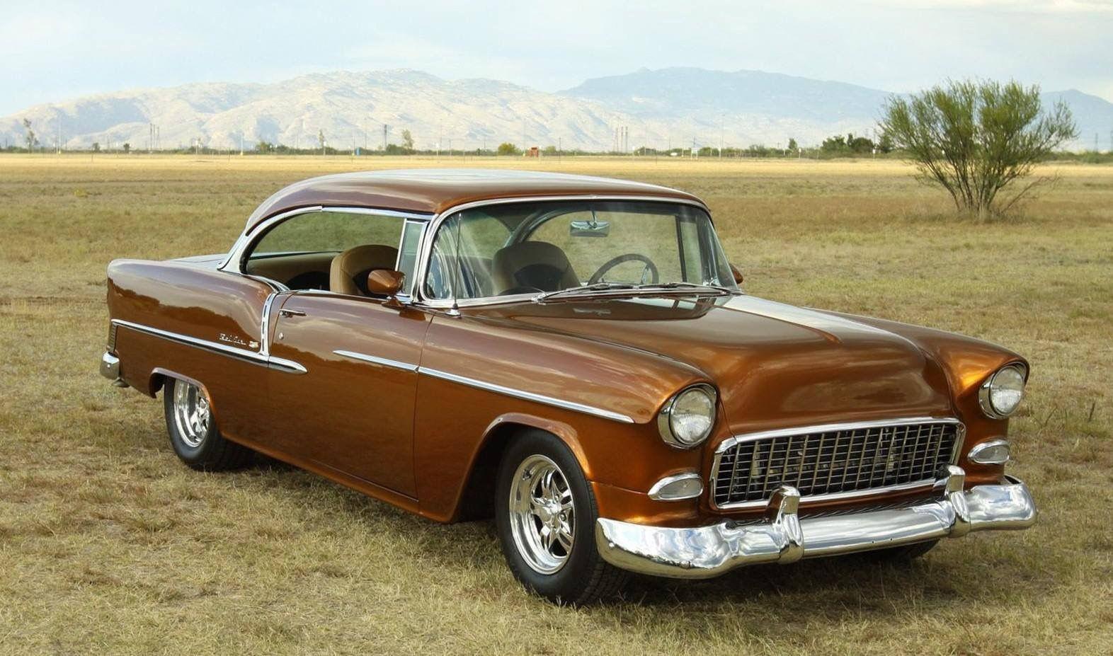 1955 Bel Air Chevrolet