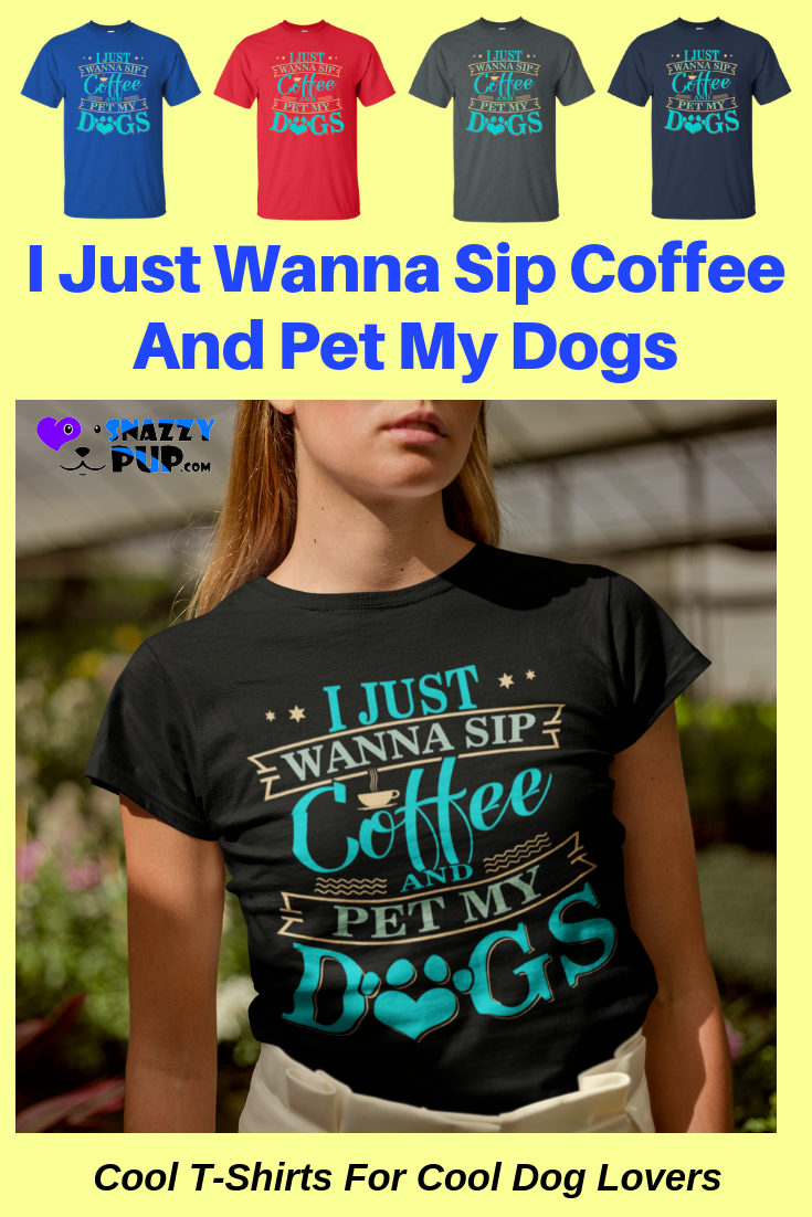856b5418e Such cute shirts! Who wouldn't love these unique tshirts? They're roomy,  casual & with unique sayings all dog lovers can appreciate.