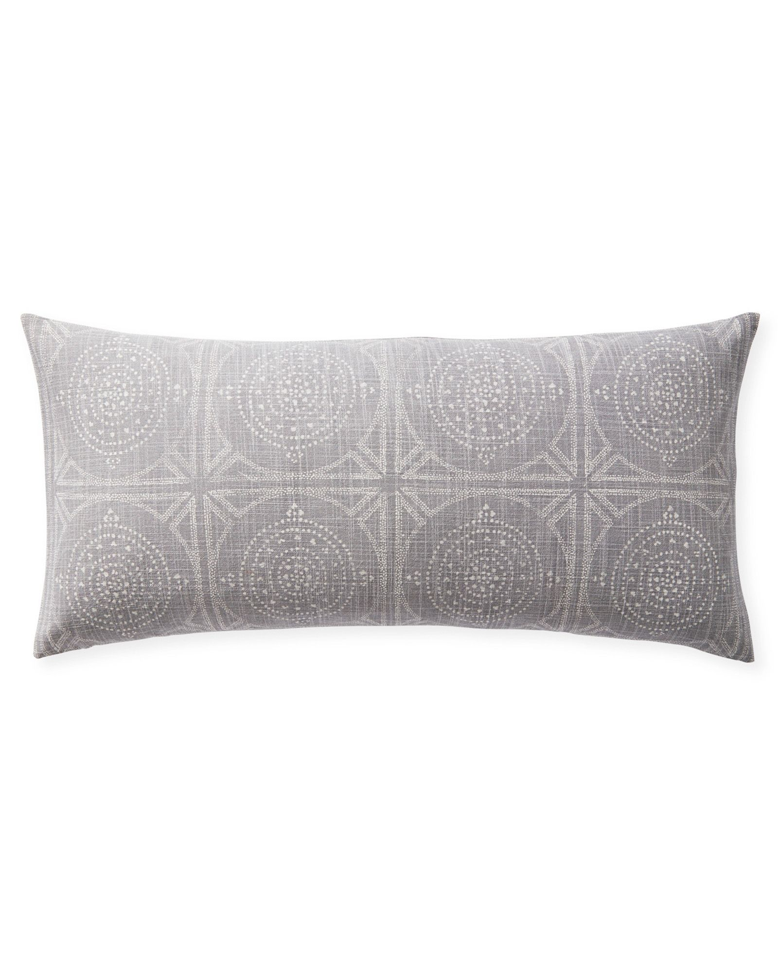 Camille Mosaic Lumbar Pillow Cover D08s Dp236 1430 Pillows
