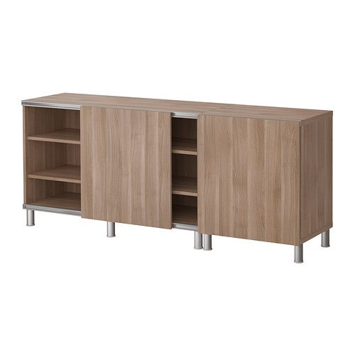 BESTÅ Combinaison rgt ptes coulissantes - IKEA PASILLO Y RECIBIDOR