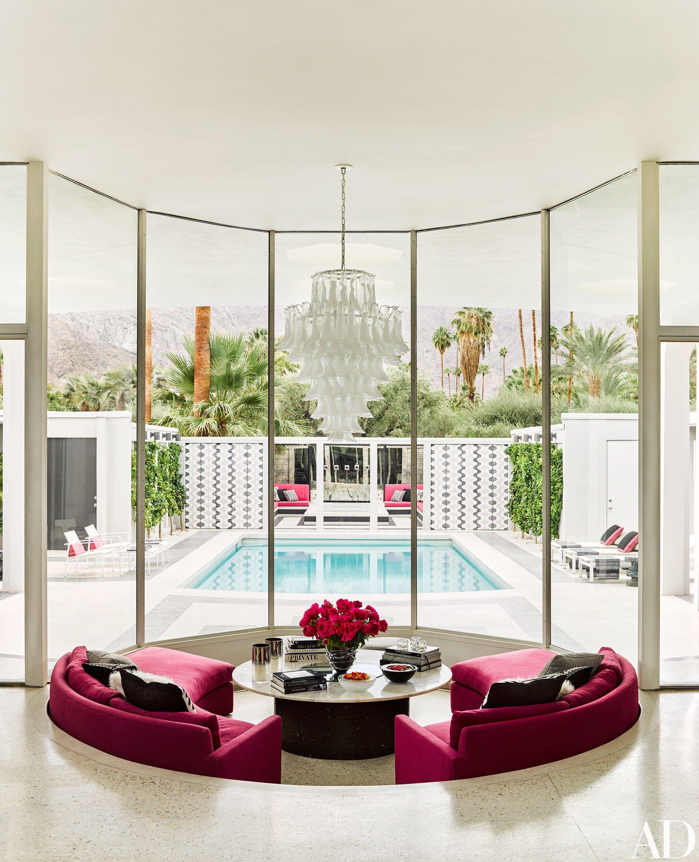 kris jenner palm springs house