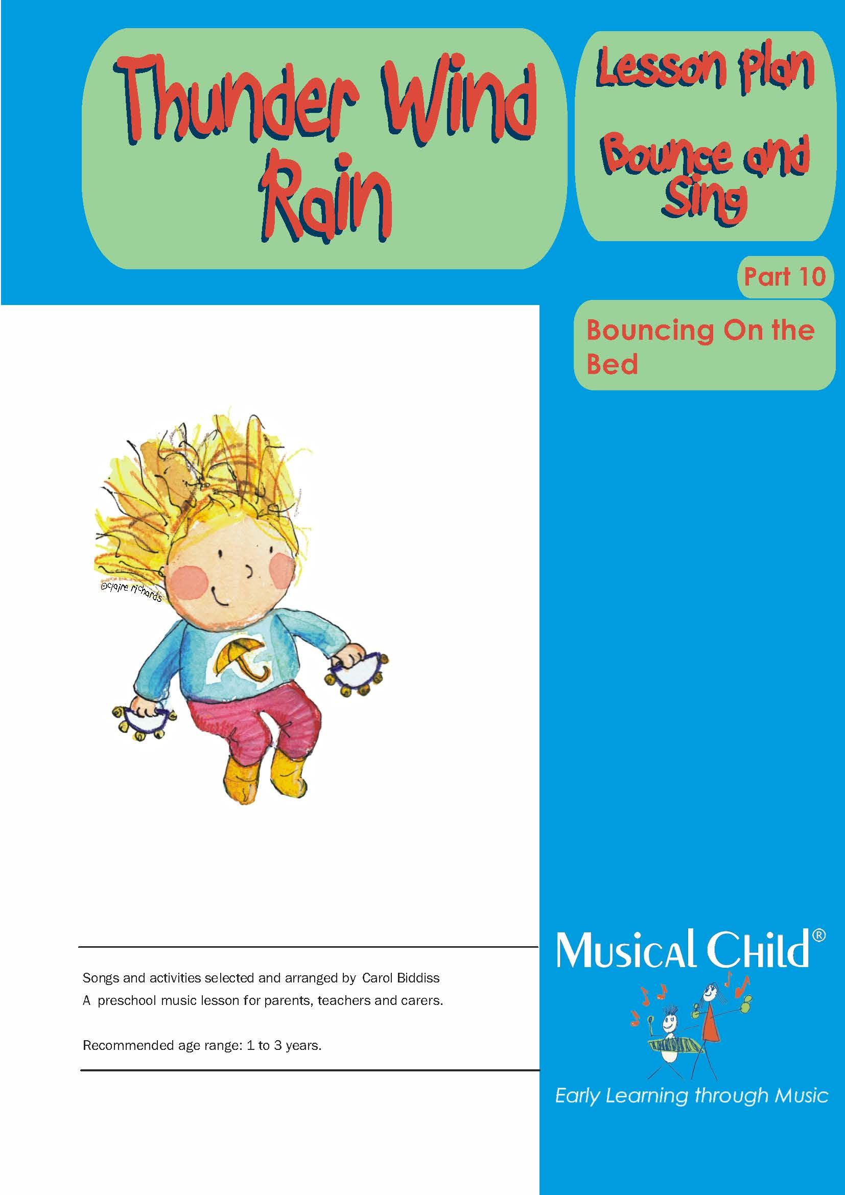 Songs And Activities About Wet Stormy And Windy Weather